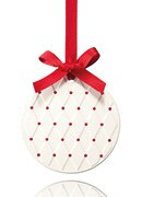 Scented Ceramic Christmas Ornament